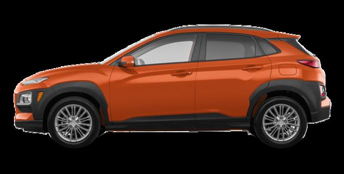 2018 Hyundai Kona 2.0L LUXURY | Photo 4 | Tangerine Comet