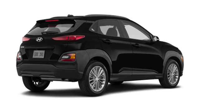 2018 Hyundai Kona 2.0L LUXURY | Photo 5 | Phantom Black
