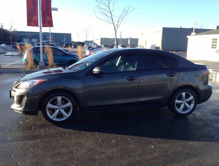 Attractive 2013 Mazda Mazda3 GX..WINTER TIRES..$98 B/W..