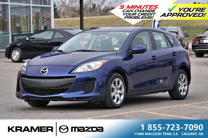 Mazda Mazda GX With Speed Manual Used For Sale In Calgary - Mazda 290