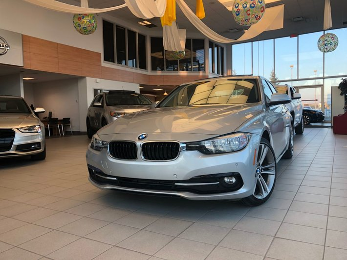 2016 bmw 3 series 320i xdrive toit ouvrant cuir mags bluetooth