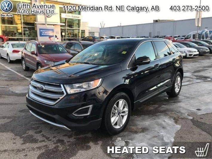 Ford Edge Sel Bluetooth Heated Seats   B W