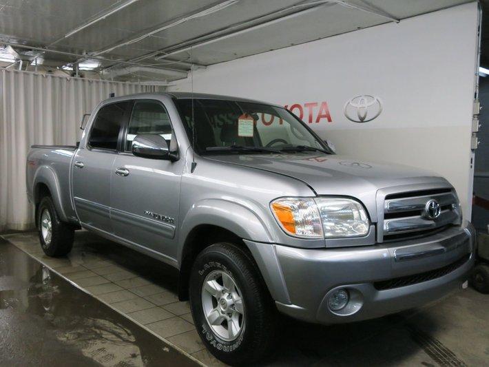 2005 Toyota Tundra Double Cab TRD
