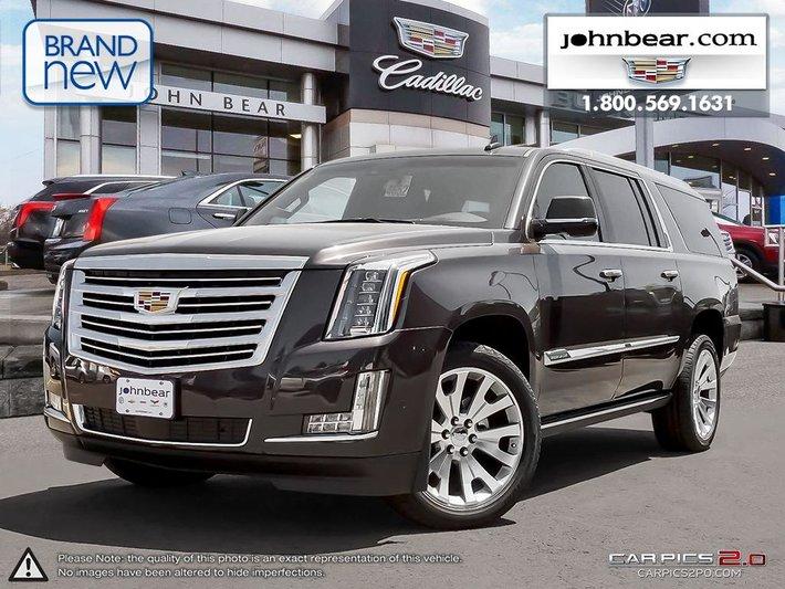 2018 Cadillac Escalade Esv Platinum Cash Price 0 Financing For 72