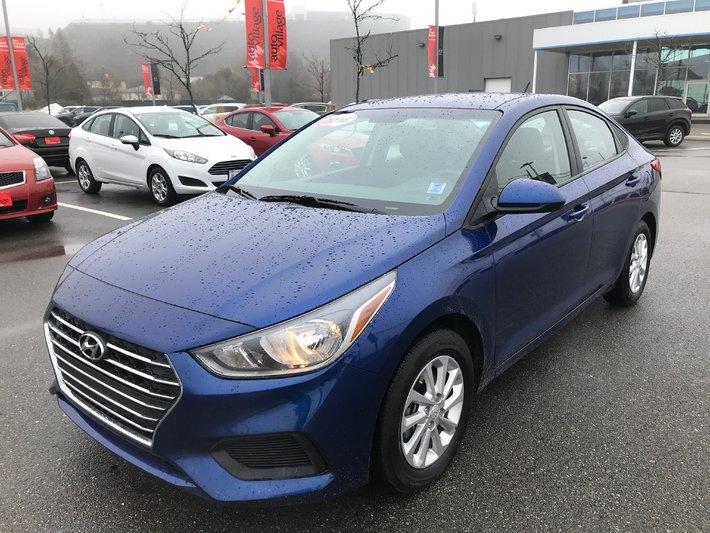 2018 Hyundai Accent (4) GL - at