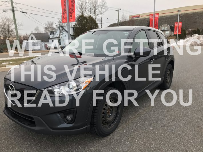 2014 Mazda CX-5 GS AWD..ONE OWNER..POWER ROOF..BLUETOOTH..HEATED SEATS..BACKUP CAM..BLIND SPOT MONITORING!!