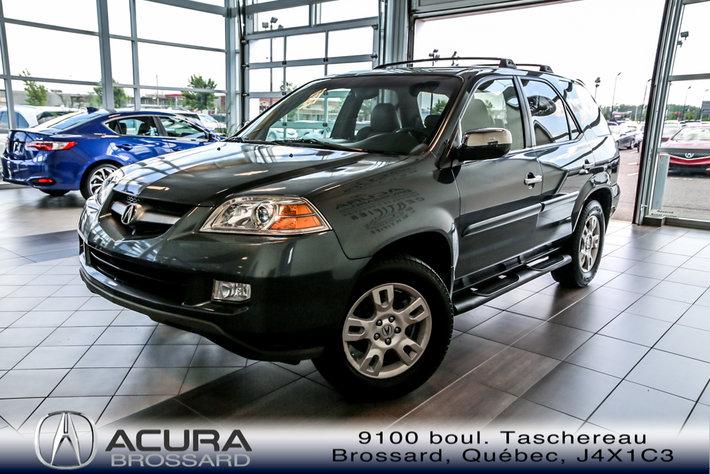 2006 Acura Mdx Used For Sale In Brossard Acura Brossard
