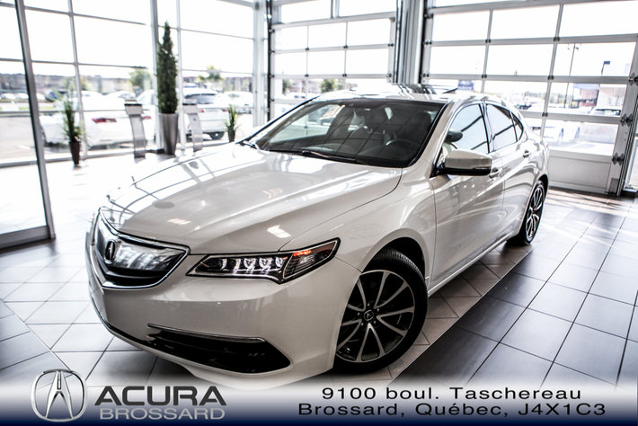 Acura TLX Tech RABAIS REMOTE STARTER Used For Sale In - Acura tl remote start