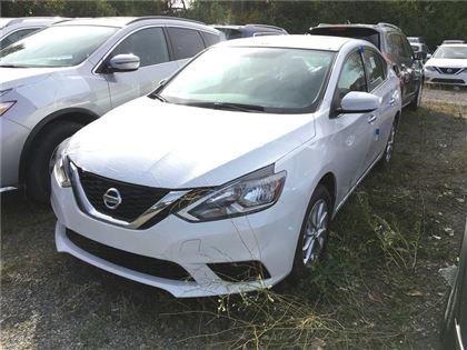 Nissan Sentra 1.8 SV (CVT) 2017