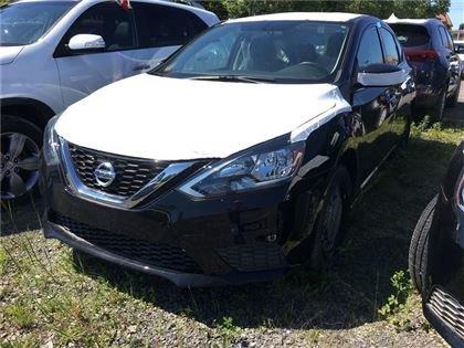 Nissan Sentra 1.8 S (CVT) 2017