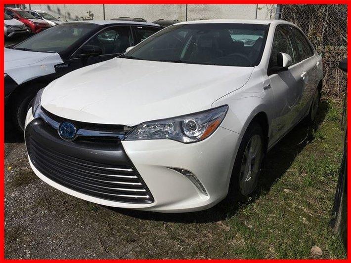 2017 Toyota CH XLE