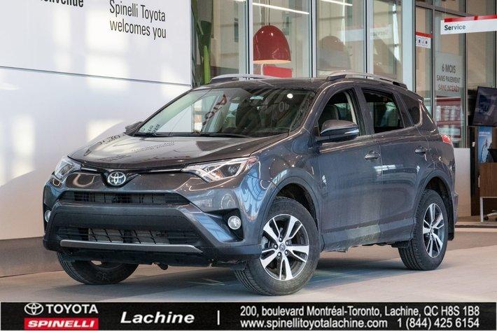 2018 Toyota RAV4 XLE - AWD AWD! HEATED SEATS! BLUETOOTH! MAGS! SUNROOF! BACK UP CAMERA! LOW MILEAGE! HURRY!