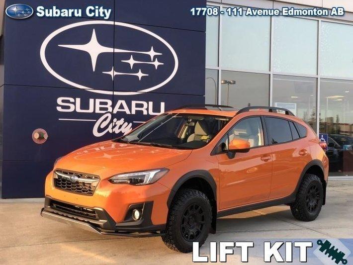 Subaru Crosstrek Off Road >> 2019 Subaru Crosstrek Sport Manual Lp Adventure Off Road