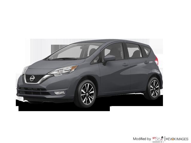 Nissan Versa Note 1.6 SL 2017