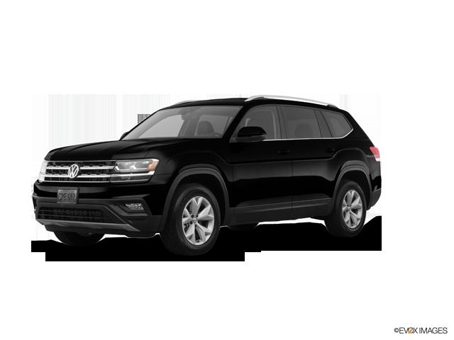 2018 Volkswagen Atlas Comfortline 4Motion