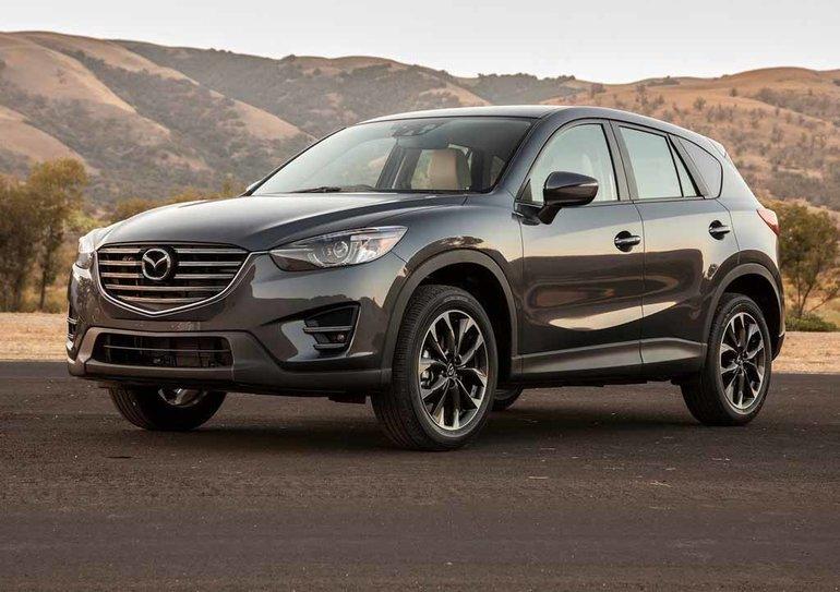 Mazda CX-5 2016 - le choix intelligent, amusant et polyvalent