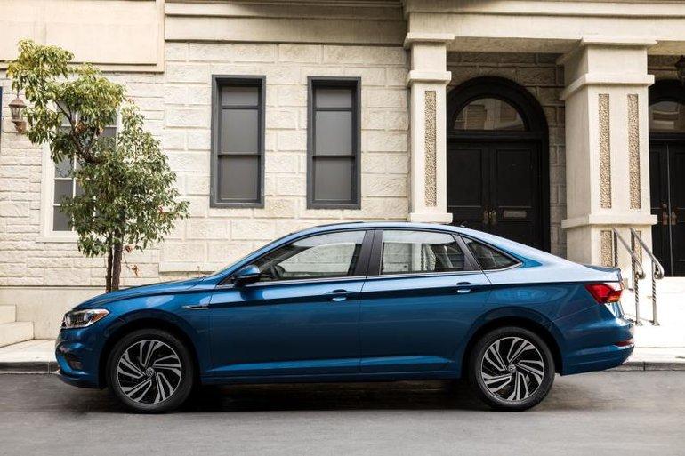 What journalists think of the new 2019 Volkswagen Jetta