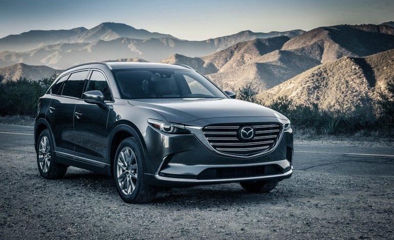 2016 Mazda CX-9: It's Back, Baby