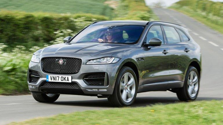 2018 Jaguar F-PACE: A Unique Personality