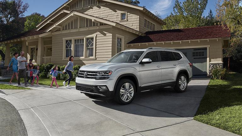 2019 Volkswagen Atlas vs Kia Telluride