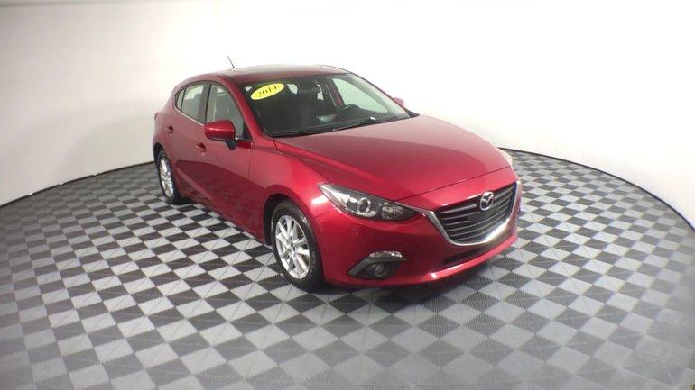 2014 Mazda Mazda3 Sport GS Alloys Heated Seats Bluetooth