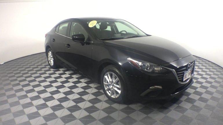 Mazda Mazda3 GS Bluetooth Heated Seats Warranty 1.99% Financing 2015