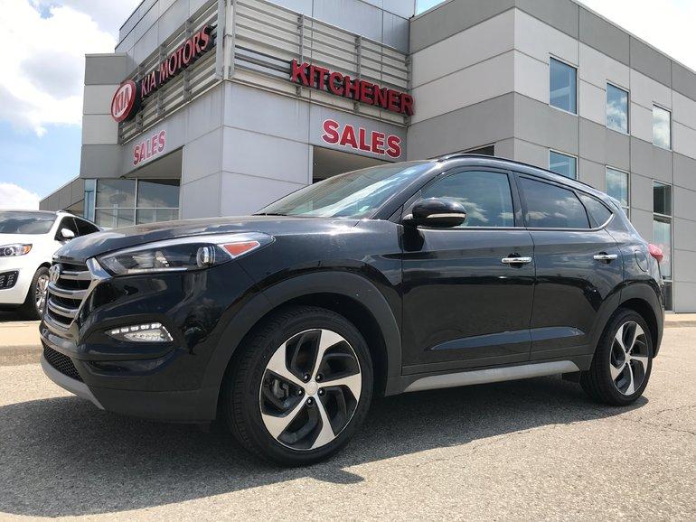 2017 Hyundai Tucson AWD 1.6T SE