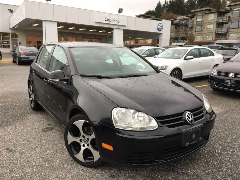 Used 2008 Volkswagen Rabbit 5Dr 2 5 at for Sale - $8995 0