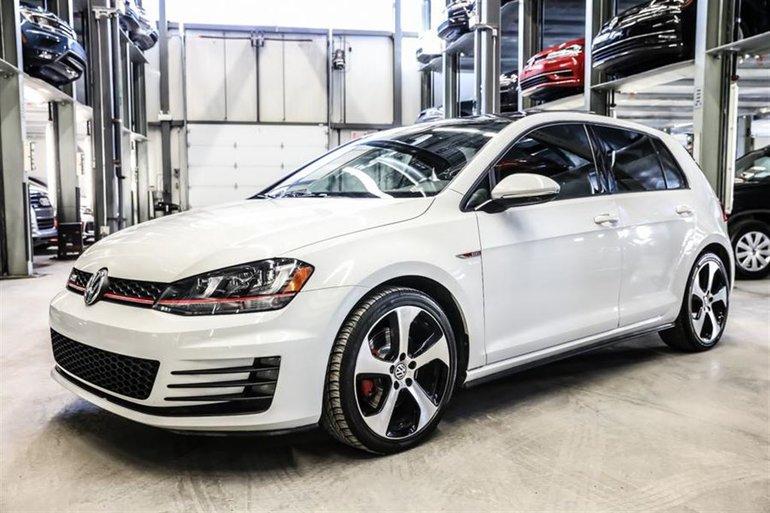 Volkswagen GTI Autobahn 2015