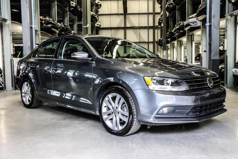 2015 Volkswagen Jetta Sedan Highline
