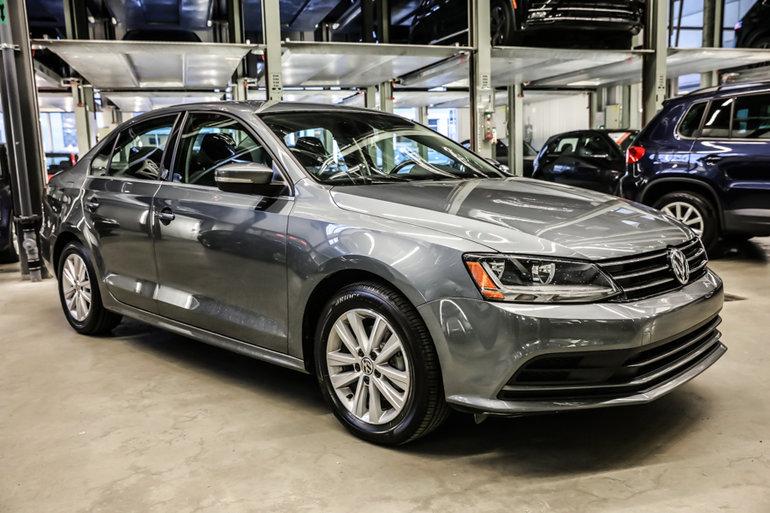 Volkswagen Jetta Sedan Wolfsburg Edition 2017