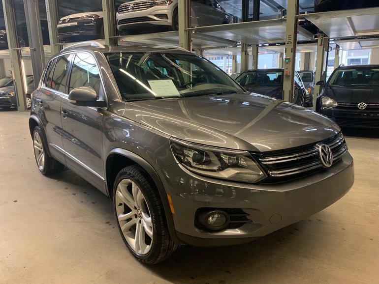 2012 Volkswagen Tiguan Highline Auto 4Motion (Sport Package)