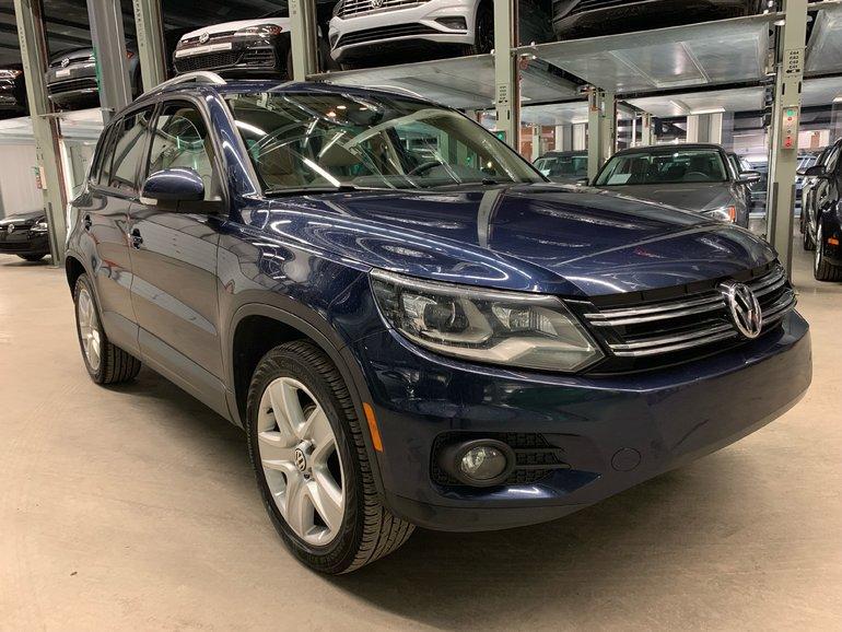 Volkswagen Tiguan COMFORTLINE + APPEARANCE PACKAGE (LED)(18