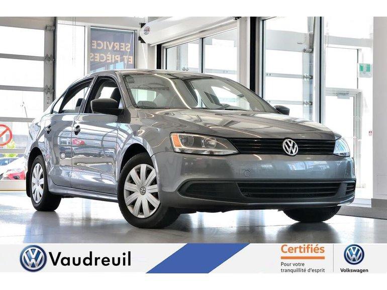 Volkswagen Jetta Trendline+ *** Réservé *** 2011