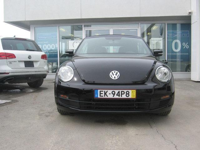 Volkswagen BEETLE DÉCAPOTABLE Comfortline 2014