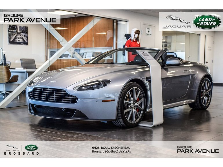 2015 Aston Martin Vantage ROADSTER 420 CHEVAUX!