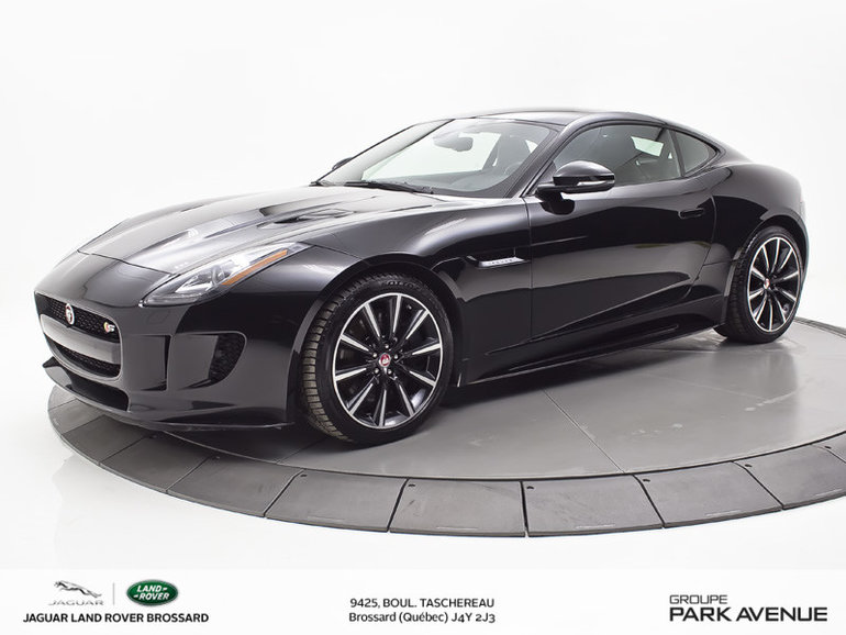 Jaguar F-Type S 2016