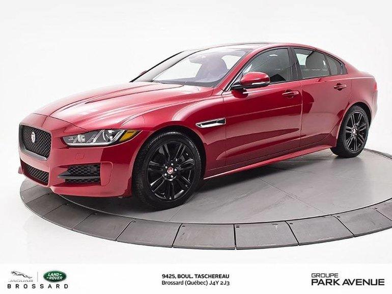 2018 Jaguar XE R - SPORT   DIESEL   AWD