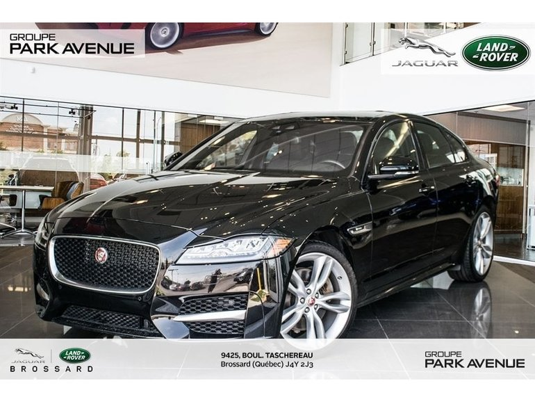 Jaguar XF R-Sport | NAV + PARE-BRISE CHAUFFANT * CERTIFÉ 2016