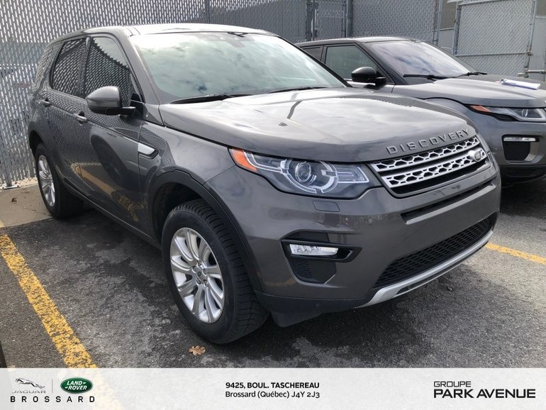 Land Rover DISCOVERY SPORT HSE   * NOUVEL ARRIVAGE * 2016