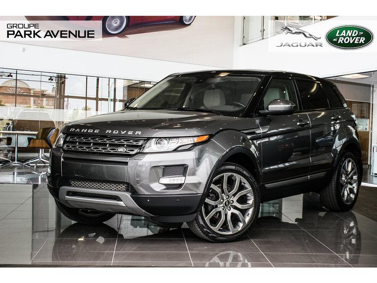 2015 Land Rover Range Rover Evoque Pure Plus | 163$ par semaine! *Certifié inclus