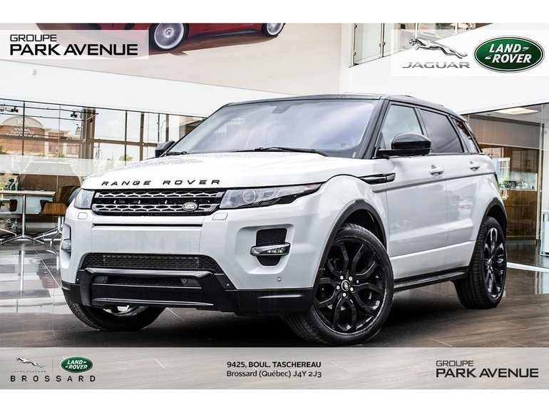 Land Rover Range Rover Evoque Dynamic *PNEUS D'HIVER INCLUS!! 2015