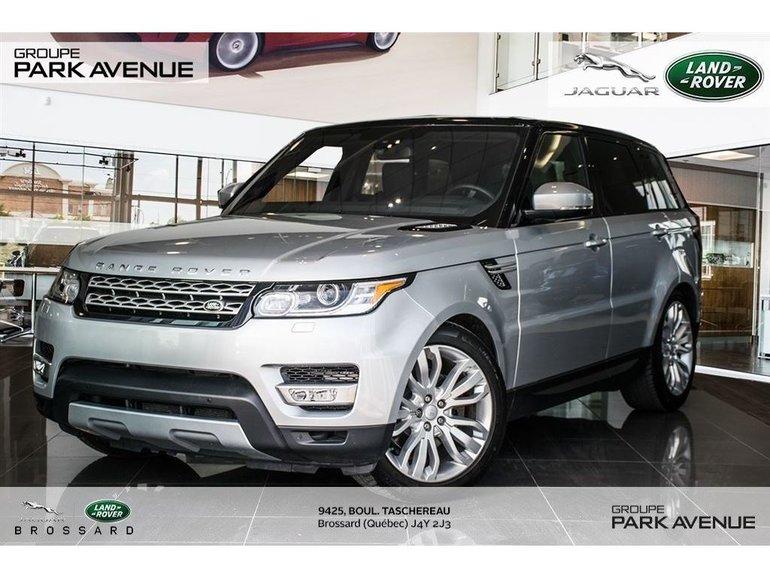 Land Rover Range Rover Sport DIESEL Td6 HSE * Certifié*(R) 2016