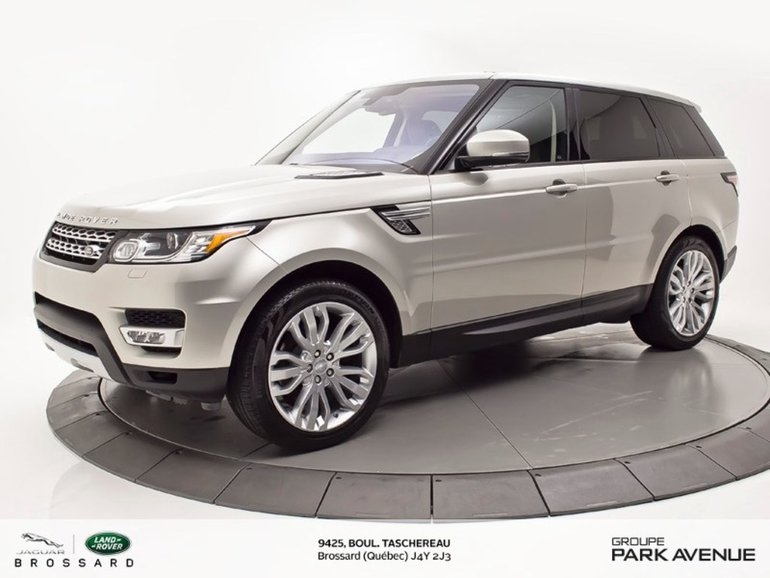 Land Rover Range Rover Sport DIESEL Td6 HSE | NAV + MAGS 21'' * Certifié* 2016
