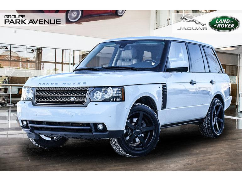 Land Rover Range Rover HSE | TOIT OUVRANT + DÉMARRAGE SANS CLÉ (R) C.L 2011