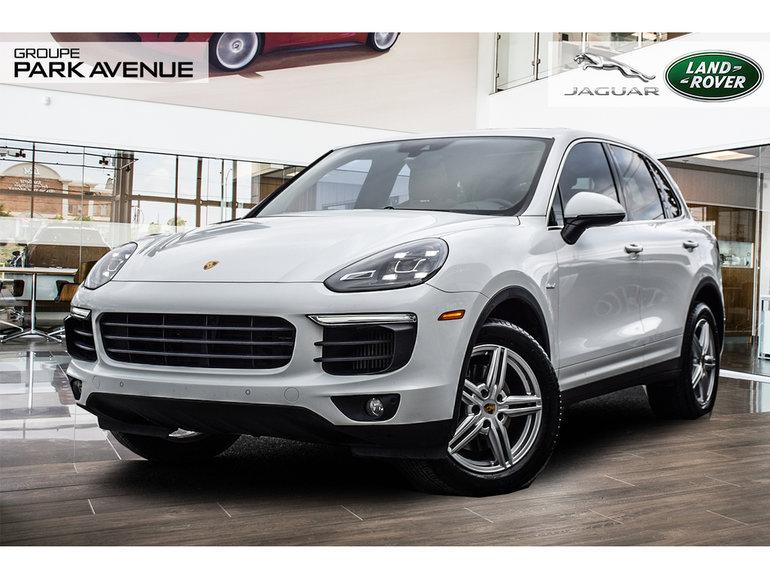 Porsche Cayenne Diesel | SIÈGES CHAUFFANT + TOIT PANO 2015