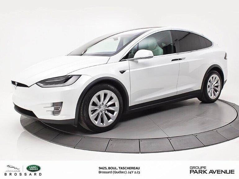 2016 Tesla Model X 90D  (R)