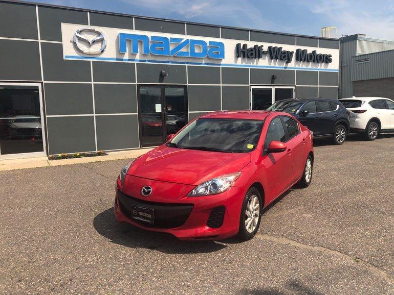 2012  Mazda3 Sport GS at