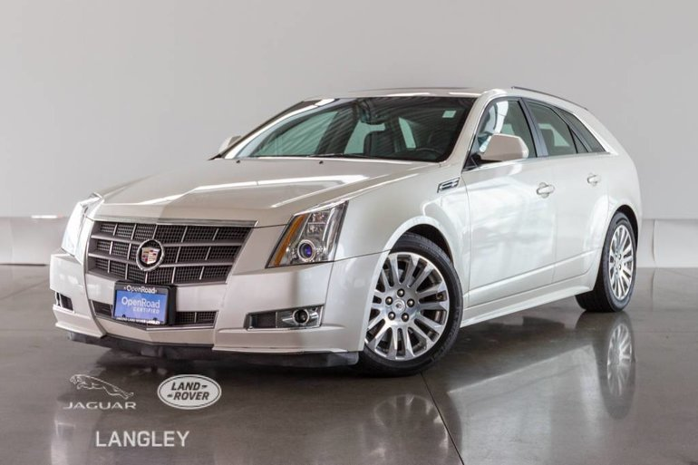 2010 Cadillac CTS Wagon 3.0L SIDI