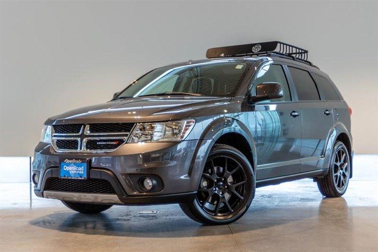2015 Dodge Journey SXT / Limited